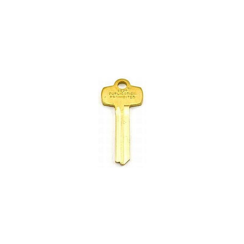 Best 1A1H1KS208KS800 Standard 7 Pin H Keyway Key Blank KS208