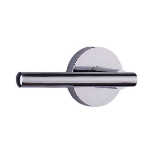 Weslock 005004646FR20 Uptown Passage Lock with Adjustable Latch and Full Lip Strike Bright Chrome Finish