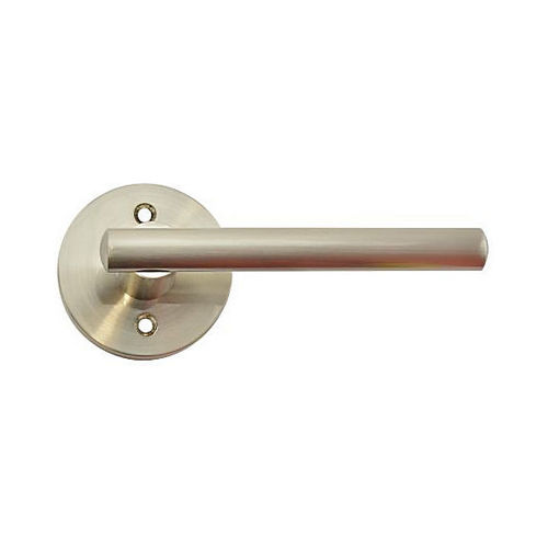 Weslock 005054N-0020 Uptown Half Dummy Lock Satin Nickel Finish