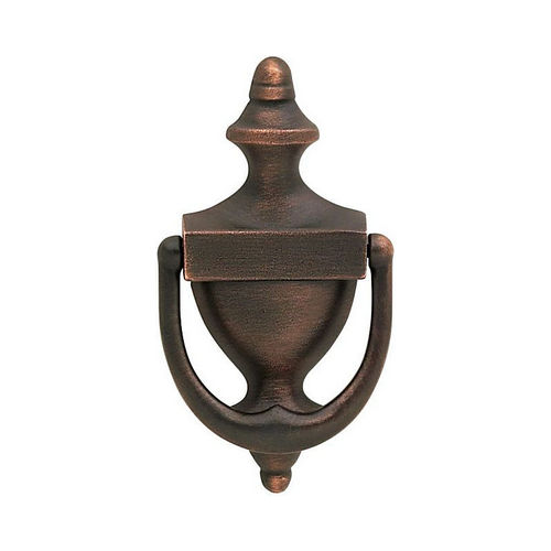 Baldwin 0102412 Door Knocker Distressed Venetian Bronze Finish