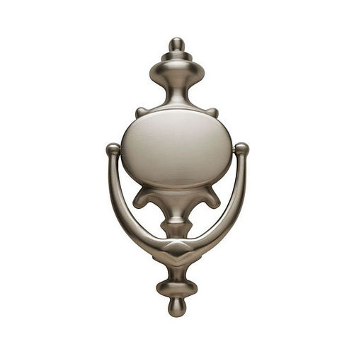 Baldwin 0116150 Imperial Door Knocker Satin Nickel Finish