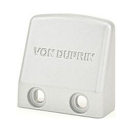 Von Duprin 05001428 Impact Resistant End Cap Kit for 98 or 99 Series, Anodized Aluminum Finish