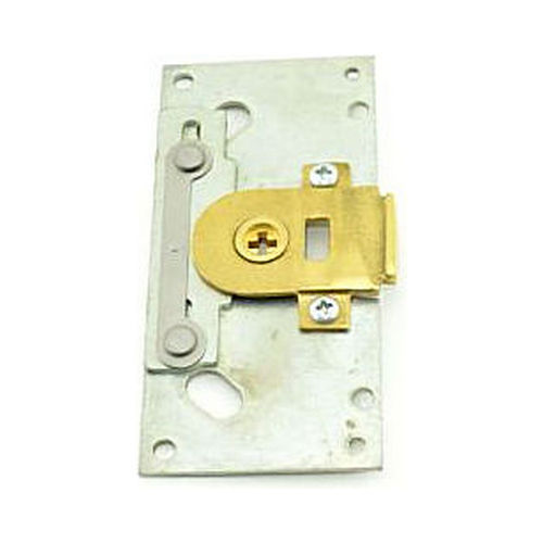 Von Duprin 0501033 88 Backplate Conversion Kit from EO, DT, NL, TP to K/L - Panic, Bright Brass Finish