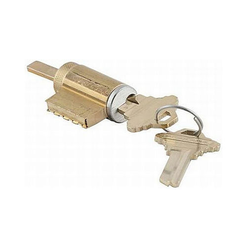 Schlage Commercial 21020C626 AL Series Convention Cylinder C Keyway Satin Chrome Finish