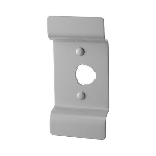Yale Commercial 217F689 Nightlatch Cylinder by Pull Exit Device Trim Aluminum Finish