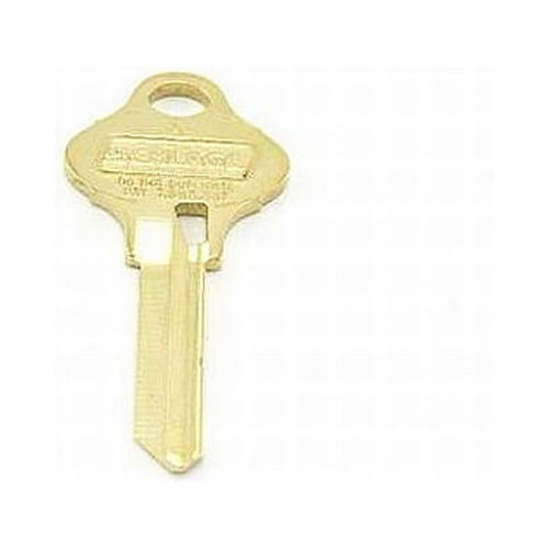 Schlage Commercial 35268S145 Do Not Duplicate Key Blank S145 Keyway