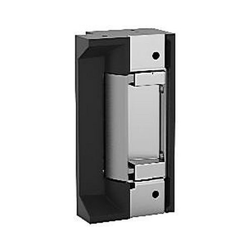 Assa Abloy Electronic Security Hardware - Hes 5000630 12VDC / 24VDC Electric Strike Body Satin Stainless Steel Finish