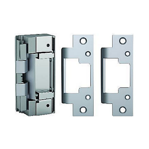Assa Abloy Electronic Security Hardware - Hes 8000C630 12VDC / 24VDC Complete PAC Satin Stainless Steel Finish