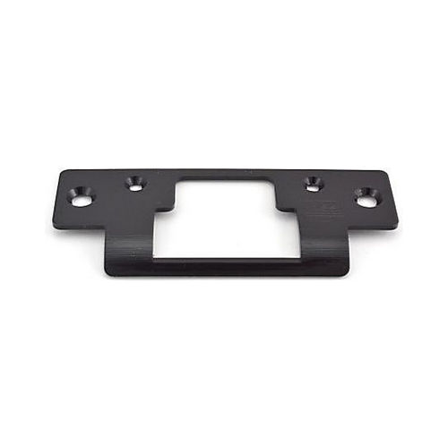 Assa Abloy Electronic Security Hardware - Hes 801A613 Faceplate for 8000 Strike Oil Rubbed Bronze Finish