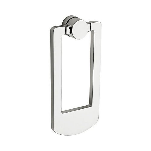 Baldwin Reserve 9BR7002003 Contemporary Door Knocker Bright Chrome Finish