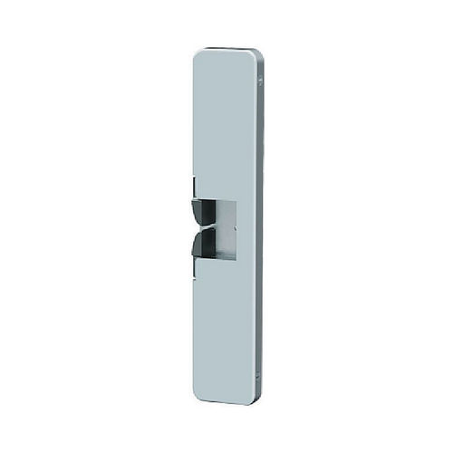Assa Abloy Electronic Security Hardware - Hes 9400630LBM 12VDC / 24VDC Electric Strike Body with Latchbolt Monitor Satin Stainless Steel Finish