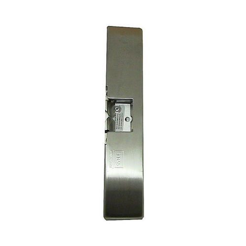Assa Abloy Electronic Security Hardware - Hes 9600630N 12VDC / 24VDC New Style Electric Strike Body Satin Stainless Steel Finish