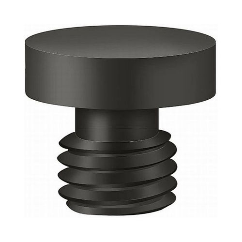 Deltana CHBU10B Button Tip, Oil-rubbed Bronze