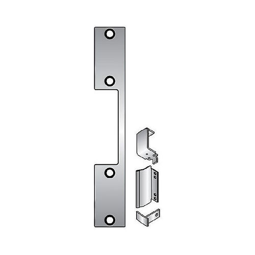 Assa Abloy Electronic Security Hardware - Hes DBKIT630 DB Kit Faceplates for 1006 Strike Satin Stainless Steel Finish