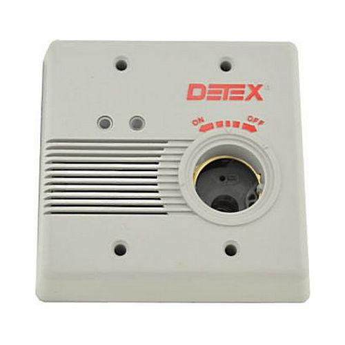 Detex EAX2500S Surface Mount AC / DC Powered Alarm