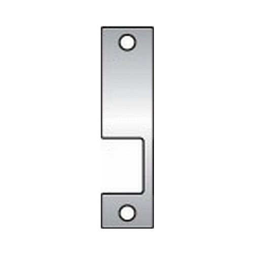 Assa Abloy Electronic Security Hardware - Hes K630 K Faceplate for 1006 Strike Satin Stainless Steel Finish