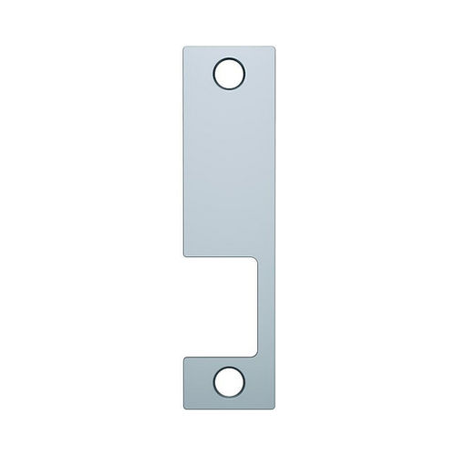 Assa Abloy Electronic Security Hardware - Hes KD605 KD Faceplate for 1006 Strike Bright Brass Finish
