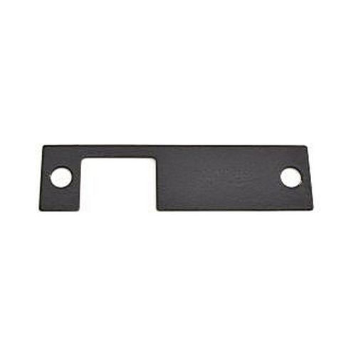 Assa Abloy Electronic Security Hardware - Hes KDBLK KD Faceplate for 1006 Strike Black Finish