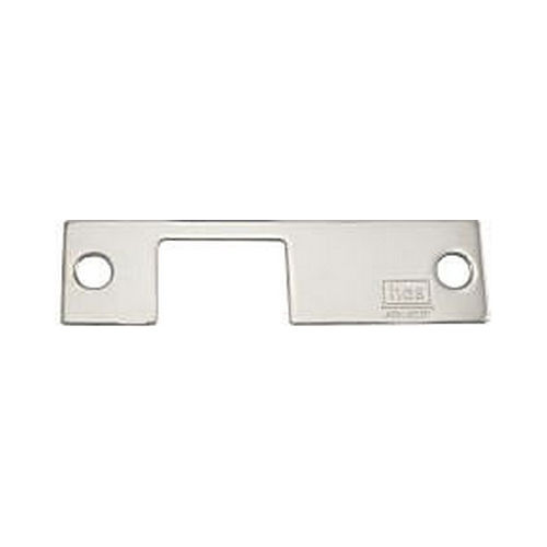 Assa Abloy Electronic Security Hardware - Hes KM629 KM Faceplate for 1006 Strike Bright Stainless Steel Finish
