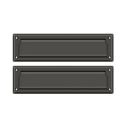 Deltana MS212U10B Mail Slot 13-1/8