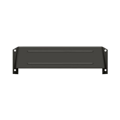 Deltana MSH158U10B Letter Box Hood, Oil Rubbed Bronze Finish