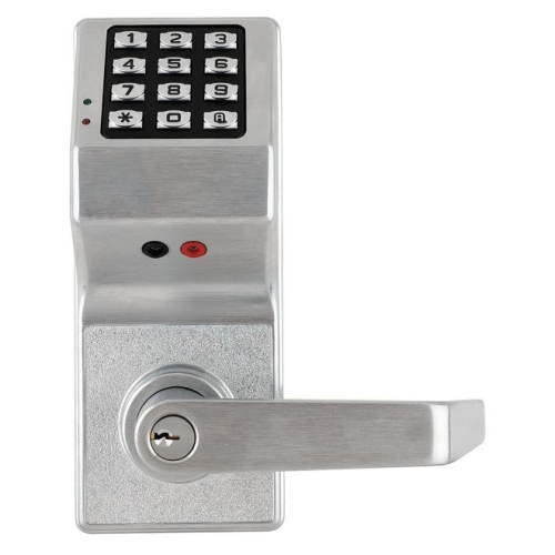 Alarm Lock DL410026D Digital Lock Satin Chrome Finish