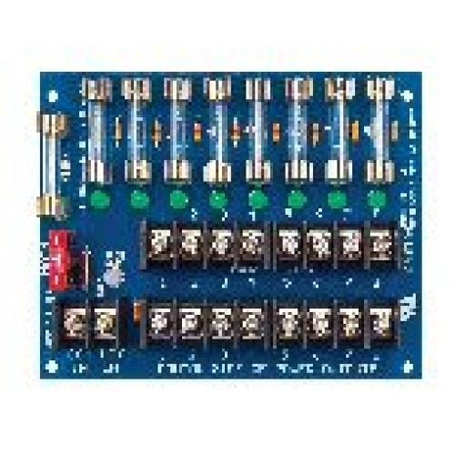 Securitron PDB-8F2 Power Distribution Board 8 Fused Output, 2 Amp Each