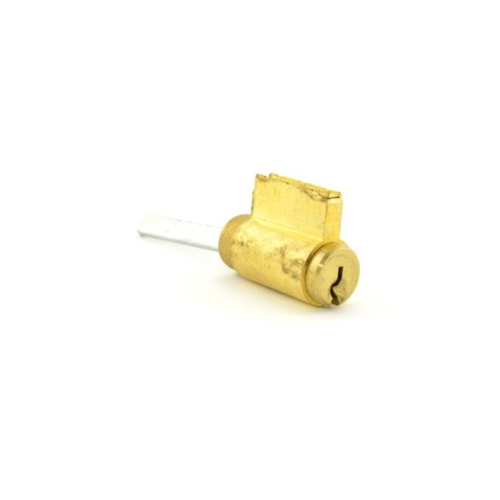 Falcon Q033069606 Cylinder for D141 and D241 with Schlage C Keyway Keyed Different Satin Brass Finish