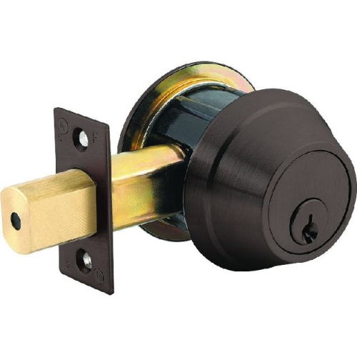 Stanley Commercial Hardware QDB280-613 Deadbolt - Single Cylinder with 2-3/4