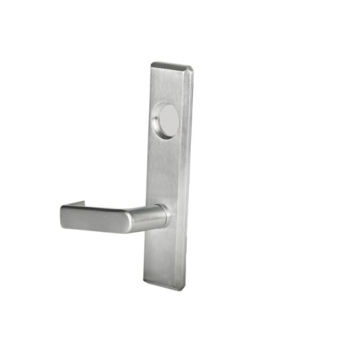 Stanley QME170E626 Sierra Storeroom Lock with Escutcheon Mortise Lock with 2-3/4