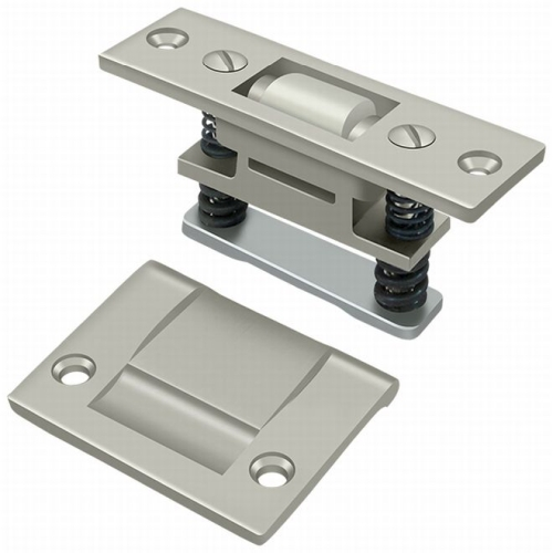 Deltana RCA430U15 Roller Catch, HD, Brushed Nickel