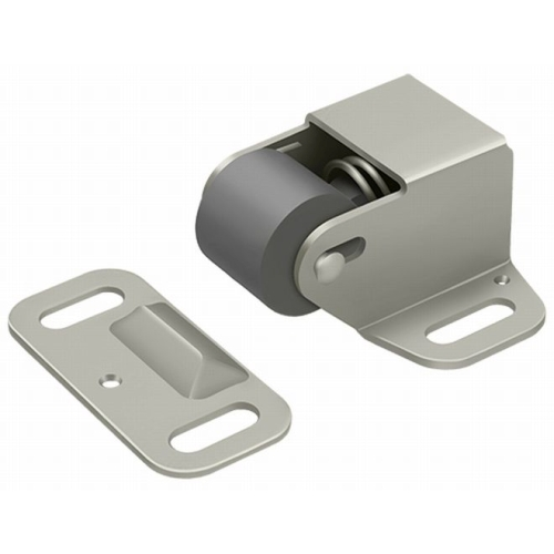 Deltana RCS338U15 Roller Catch Surface Mounted, Brushed Nickel