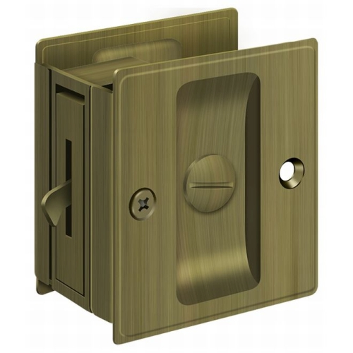 Deltana SDL25U5 Pocket Lock, 2-1/2