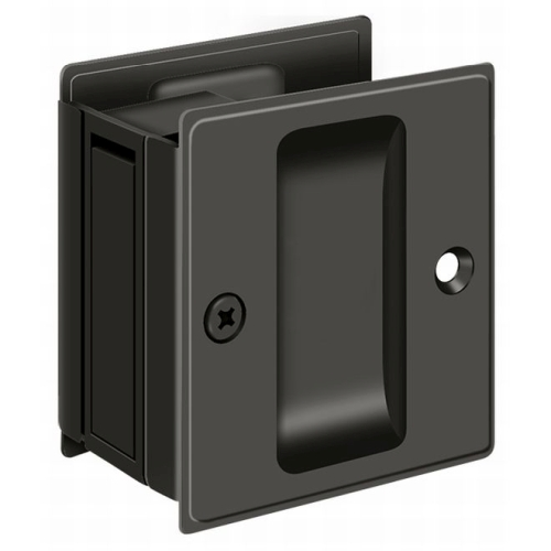 Deltana SDP25U10B Pocket Lock, 2-1/2