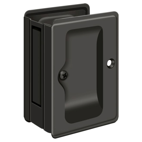 Deltana SDPA325U10B HD Pocket Lock, Adjustable, 3-1/4
