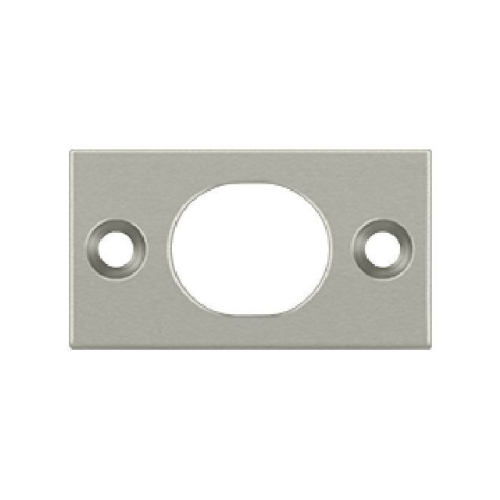 Deltana SP6FBU15 Strike Plate For 6