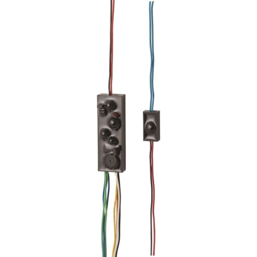 Locknetics TBR100 Timer Buzzer Rectifier with Surge Protection for Strikes and Other Access Control Components