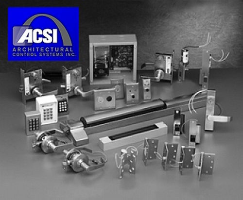 ACSI ACSIMODEU24V 24 Volt Modification Charge for Mortise Locks