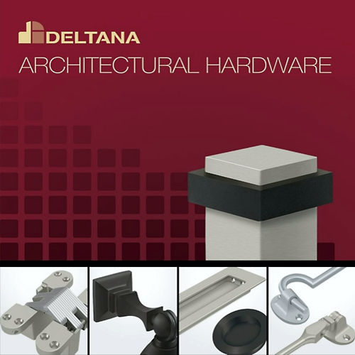 Deltana SDP60U3 Decorative pocket Lock 6