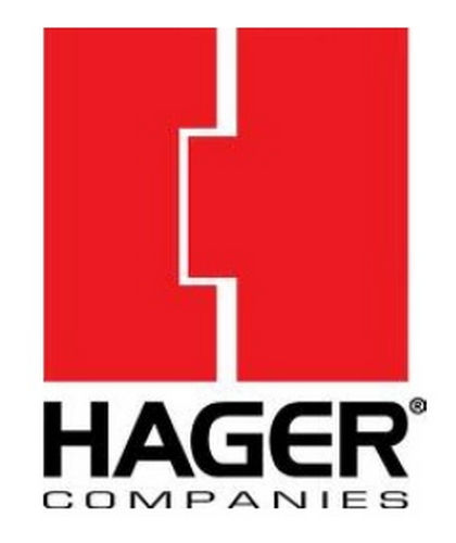 Hager RC18423121D.BX Box of Two 3-1/2