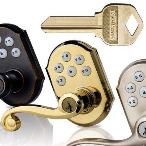 Safelock SL1000GV-11PV1 Grapevine Passage Lock with RCAL Latch and RCS Strike with New Chassis Venetian Bronze Finish
