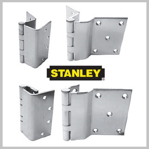 Stanley Security PDFC150N0070 7' 150 Pound Pocket Door Frame and Hardware