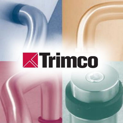 Trimco LDH100VD626 Lock Down Panic Button Satin Chrome Finish