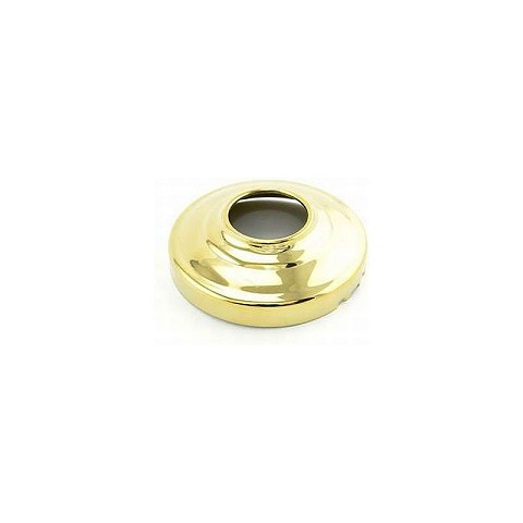 Schlage 06222AND505 Keyless Andover Rose Lifetime Brass Finish