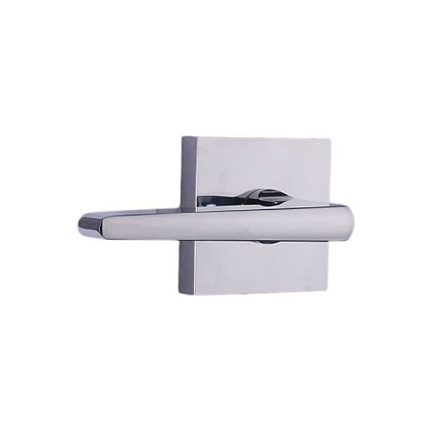 Weslock 007007676FR20 Philtower Passage Lock with Adjustable Latch and Full Lip Strike Bright Chrome Finish