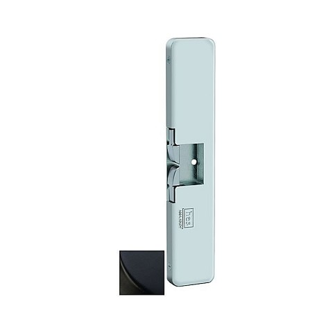 Assa Abloy Electronic Security Hardware - Hes 9400613N 12VDC / 24VDC New Style Electric Strike Body Oil Rubbed Bronze Finish