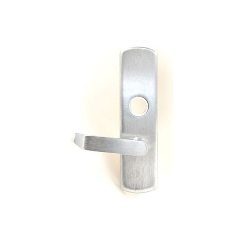 Von Duprin E996LR26DLH Left Hand Reverse Electrified 06 Lever Trim for 98 / 99 Rim or Vertical, Satin Chrome Finish