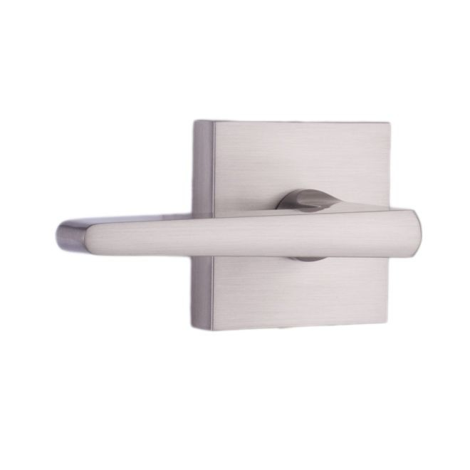 Weslock 007007N7NFR20 Philtower Passage Lock with Adjustable Latch and Full Lip Strike Satin Nickel Finish